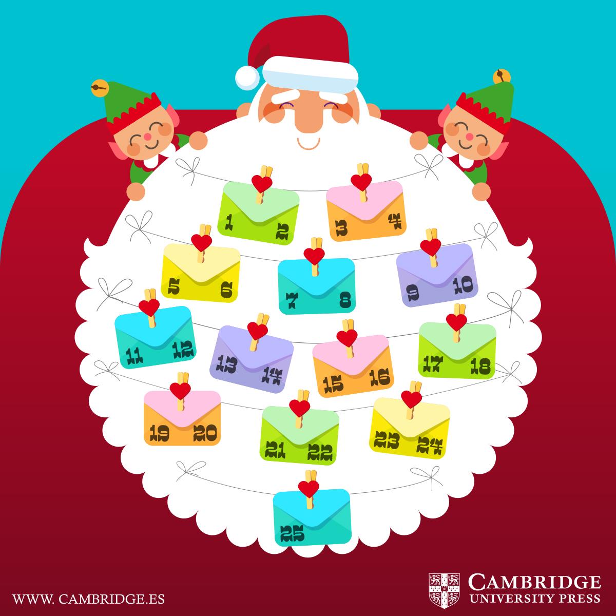 Calendario De Adviento De Emociones Blog Cambridge