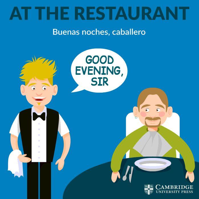 at-the-restaurant-vocabulary - Blog Cambridge